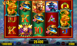 Dragon's Dice™ Slot Online Gratis