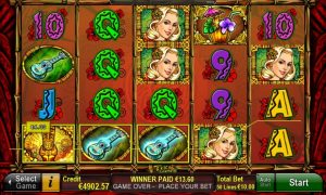 Tiki Island™ Slot Online Gratis