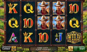 Wild Maverick™ Slot Online Gratis