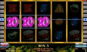 The Money Game™ deluxe Slot Online Gratis