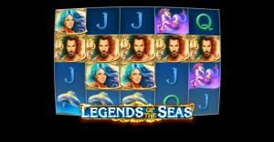 Legends of the Seas free slot machine