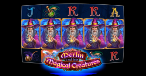Merlin and his Magical Creatures Slot Online Gratis