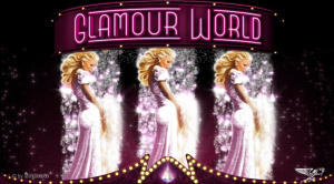 Glamour World free slot machine