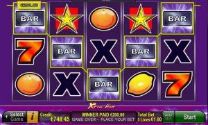 Xtra Hot™ Slot Online Gratis