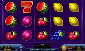 Fruit Parade Slot Online Gratis