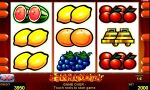 Hot Cherry™ deluxe Slot Online Gratis