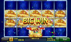 Rio Carnival™ Slot Online Gratis
