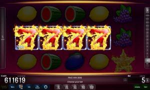 Burning Chance™ Slot Online Gratis
