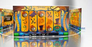 Wonderland Slot Online Gratis
