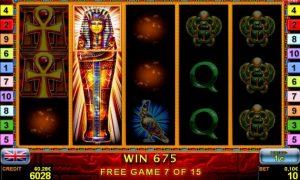 Pharaoh's Tomb™ Slot Online Gratis