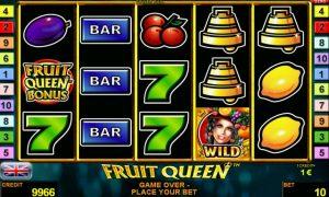 Fruit Queen™ Slot Online Gratis