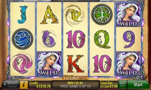 Eternal Elements™ Slot Online Gratis