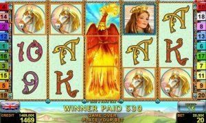 Wings of Fire™ Slot Online Gratis
