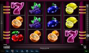 Casino Slot Glamour World