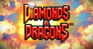 Diamonds and Dragons™ Slot Online Gratis