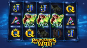 Princesses of War™ Slot Online Gratis