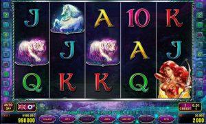 Eye of the Dragon Slot Online Gratis