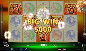 Sizzling Gems™ Slot Online Gratis