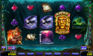 Secret Trail™ Slot Online Gratis