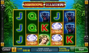 Amazon's Diamonds™ Slot Online Gratis