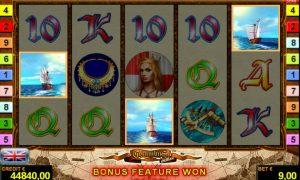 Columbus™ deluxe Slot Online Gratis