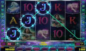 Casino Slot Eye of the Dragon