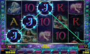 Eye of the Dragon free slot machine