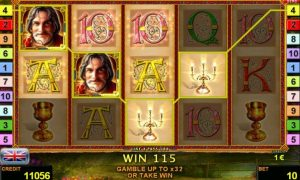 Mystic Secrets™ Slot Online Gratis
