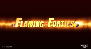 Flaming Forties™ Slot Online Gratis