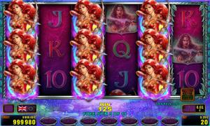 Casino Slot Eye of the Dragon 6
