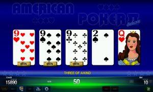 American Poker II deluxe Slot Online Gratis