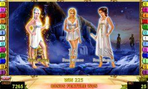 Divine Beauties™ Slot Online Gratis