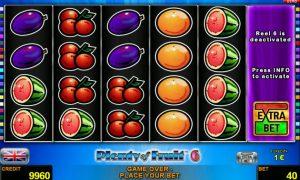 Plenty of Fruit™ 6 Slot Online Gratis