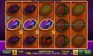 Pure Fruits™ Slot Online Gratis