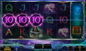 Eye of the Dragon 6 free slot machine