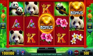 Panda Mania™ Slot Online Gratis