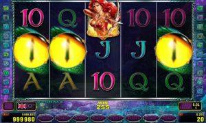 Eye of the Dragon and Mystic Ball Slot Online Gratis